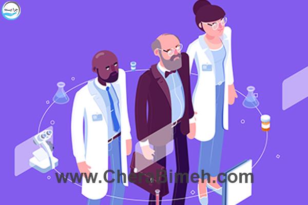 خرید اینترنتی بیمه مسئولیت پزشکان